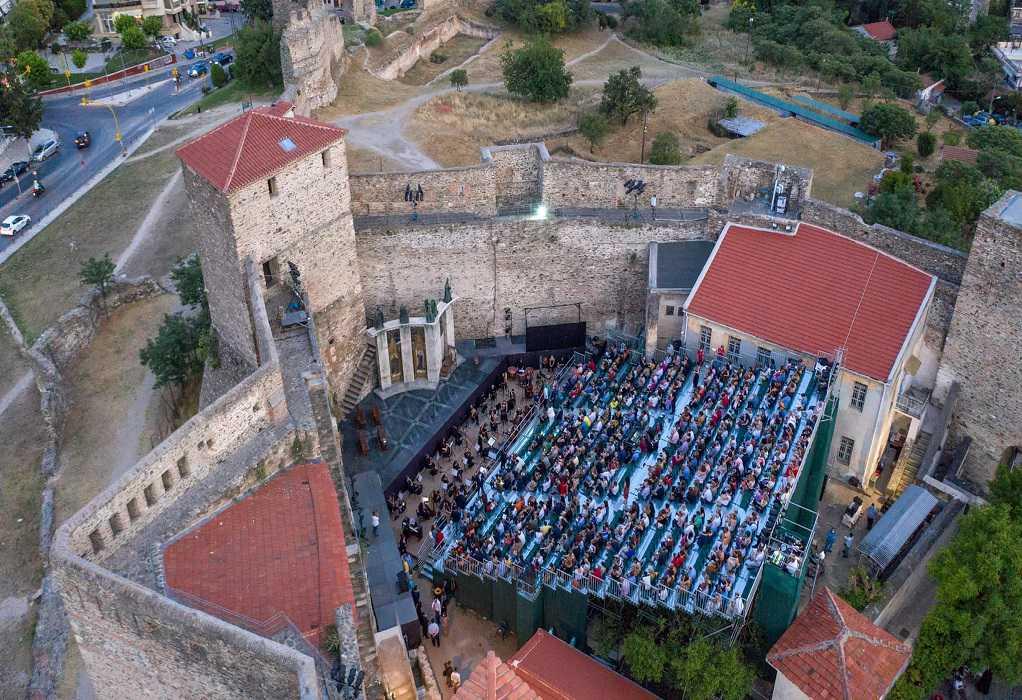 Πρεμιέρα σήμερα για το Φεστιβάλ Επταπυργίου με την «TOSCA» (ΦΩΤΟ)