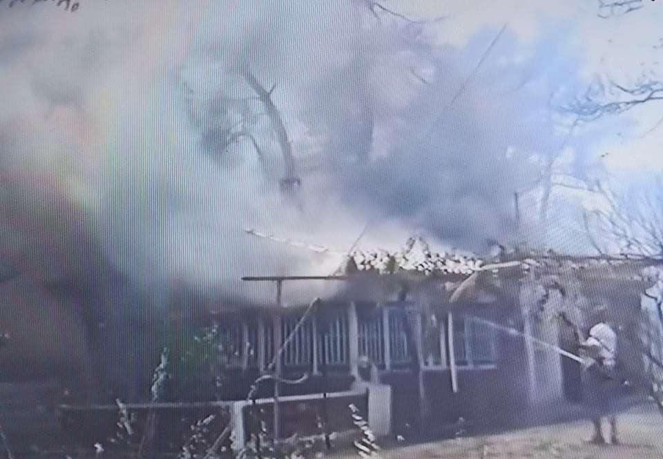 Χαρδαλιάς: Σε ύφεση η πυρκαγιά στη Σταμάτα – 4 προσαγωγές υπόπτων