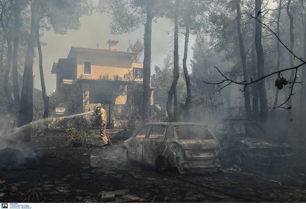 Τσακίρης: θα θεσμοθετήσουμε Ταμείο για την αντιμετώπιση φυσικών καταστροφών
