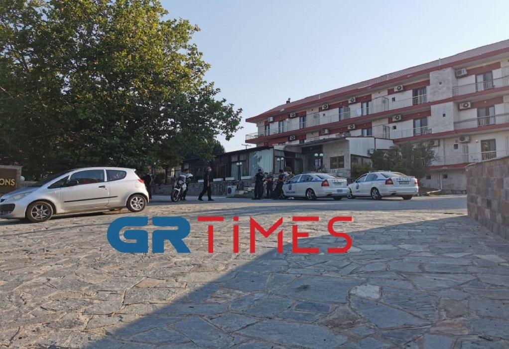 Θεσσαλονίκη: Οριοθετήθηκε η φωτιά στον Τρίλοφο – Εκκενώθηκε ξενοδοχείο (ΦΩΤΟ – VIDEO)