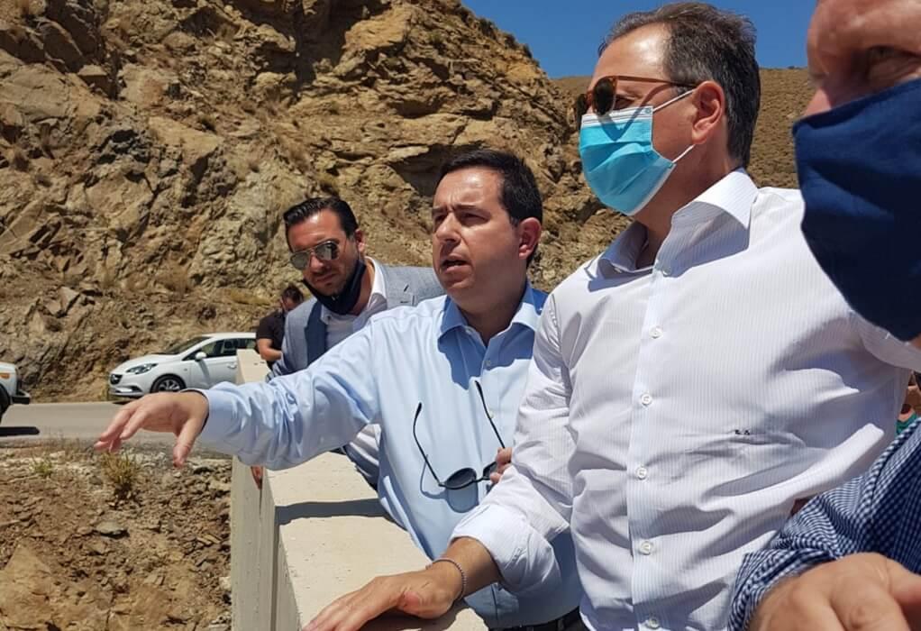 Λιβανός από Χίο: Μέχρι το 2023 θα έχει ολοκληρωθεί το φράγμα «Κόρη Γεφύρι»