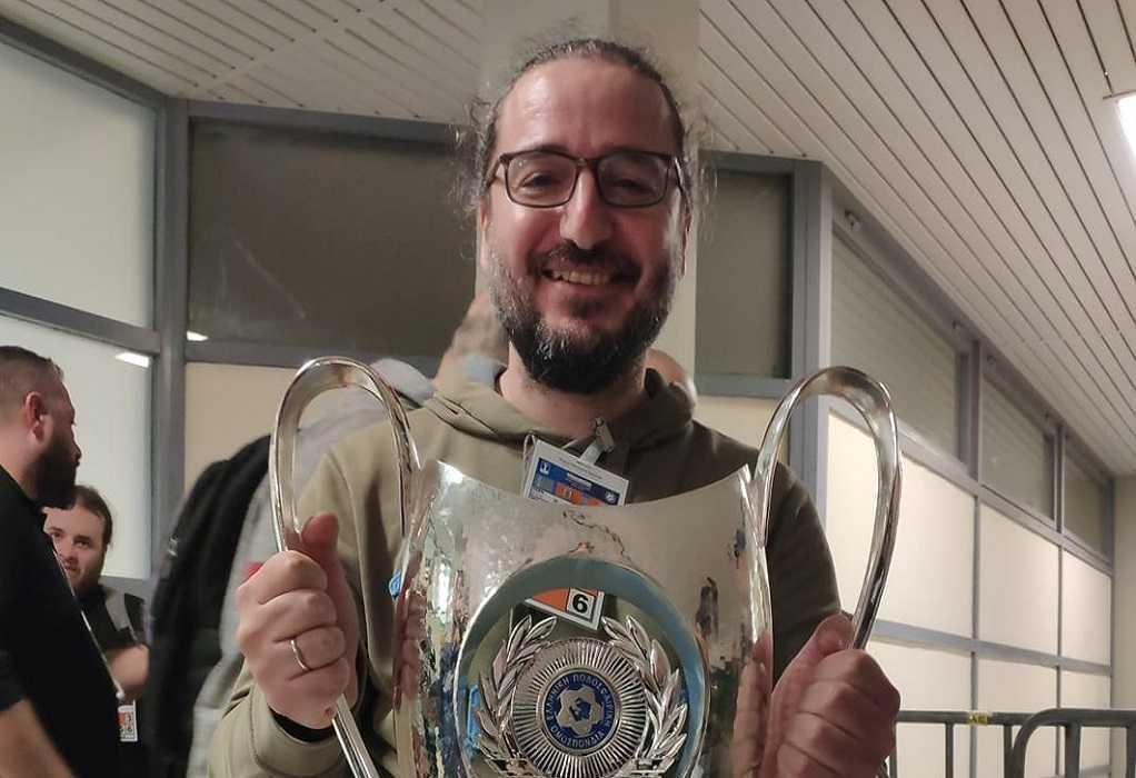 Έφυγε από τη ζωή ο δημοσιογράφος Χρήστος Παυλίδης