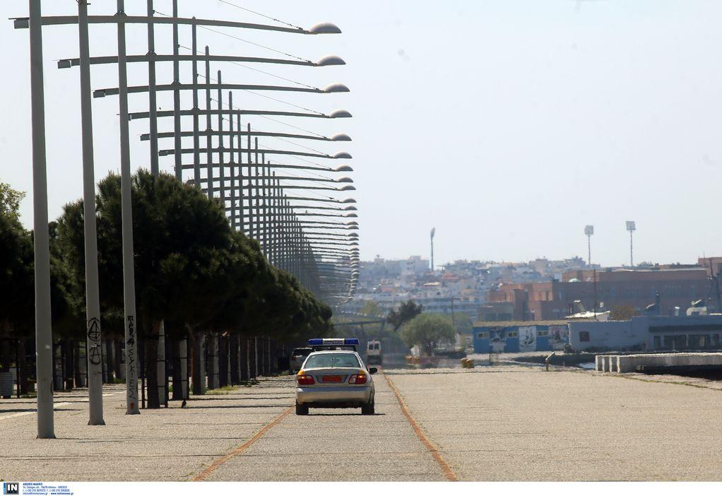 Θεσσαλονίκη: Δεν ευθύνεται το φλοιοφάγο για τις κουκουναριές που ξεράθηκαν