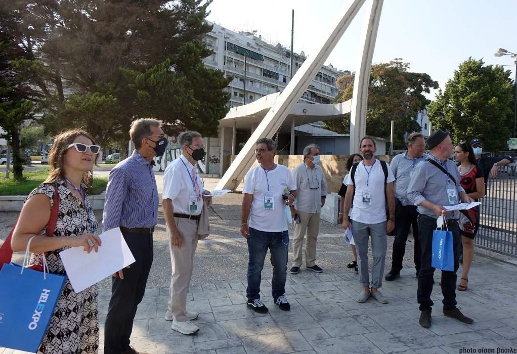 ΔΕΘ-Ανάπλαση: Συνεδριάζει η κριτική επιτροπή του διεθνούς αρχιτεκτονικού διαγωνισμού