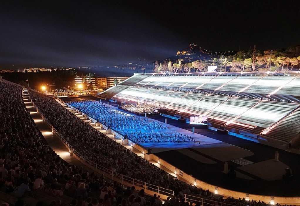 H Lidl Ελλάς χορηγός παράστασης του All Star Verdi Gala της Εθνικής Λυρικής Σκηνής στο Παναθηναϊκό Στάδιο