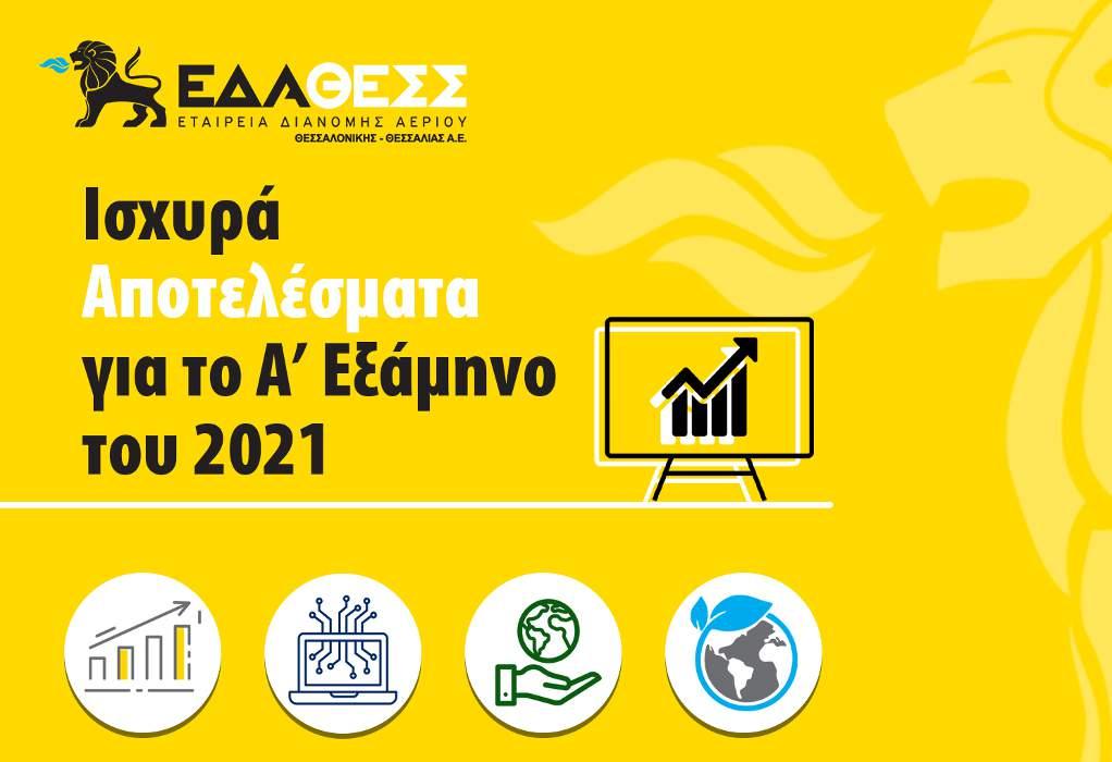 ΕΔΑ ΘΕΣΣ: Αύξηση πωλήσεων, κερδών και επενδύσεις στο εξάμηνο 2021