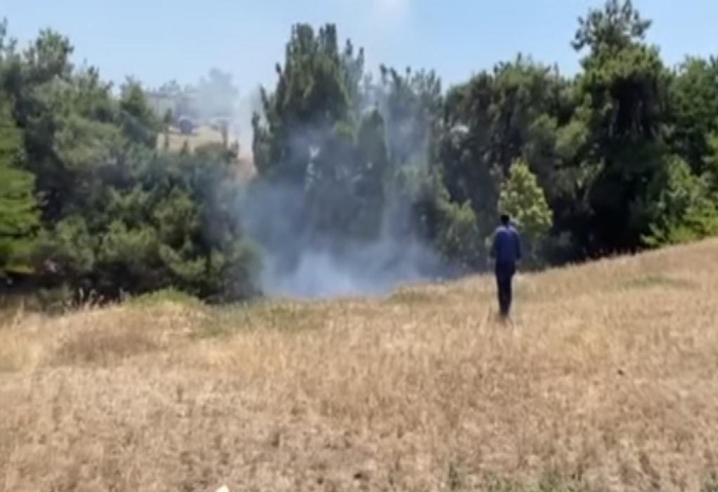 Καλαμαριά: Απόπειρα εμπρησμού στο στρατόπεδο Κόδρα καταγγέλλει ο δήμαρχος