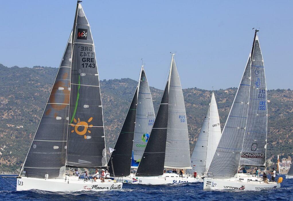 Ιστιοπλοϊκός διαγωνισμός της Aegean Regatta: Συνεχίζει για 20η χρονιά η ομάδα από τη Θεσσαλονίκη