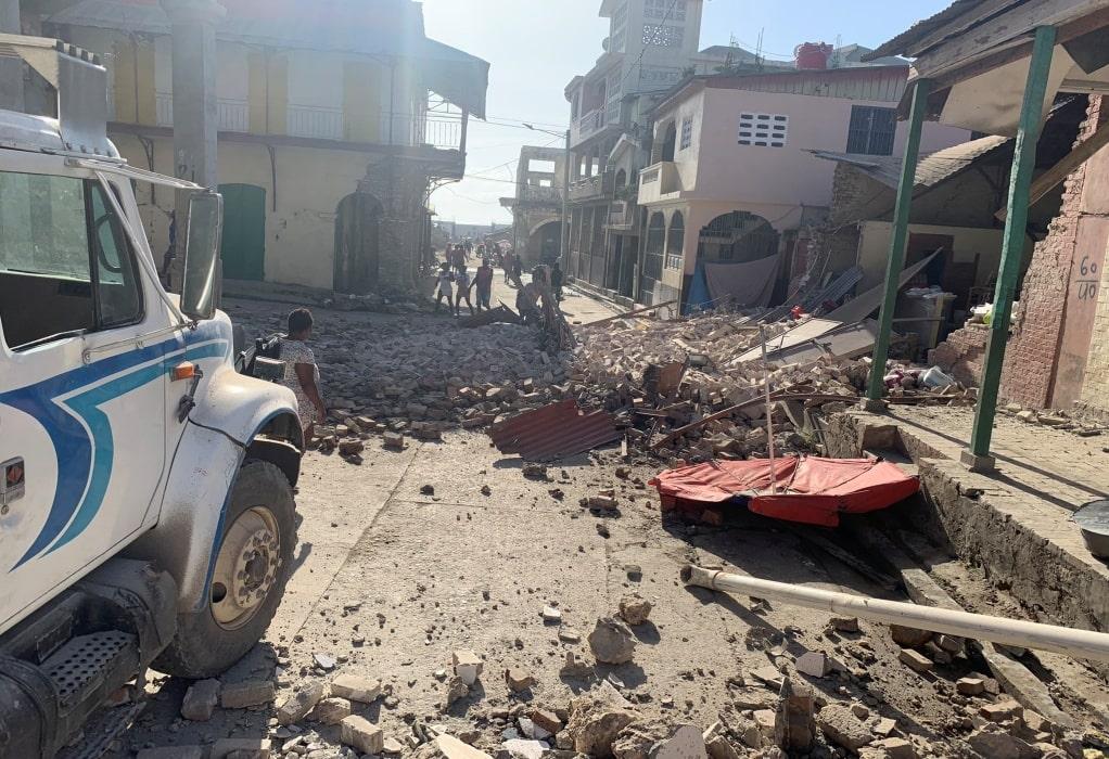 Σεισμός στην Αϊτή: Ξεπέρασαν τους 1.400 οι νεκροί -Τουλάχιστον 37.000 σπίτια καταστράφηκαν