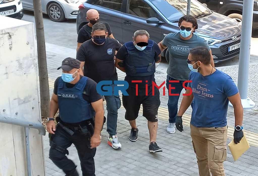 Θεσσαλονίκη: Διώξεις για 6 αδικήματα στον 48χρονο γυναικοκτόνο