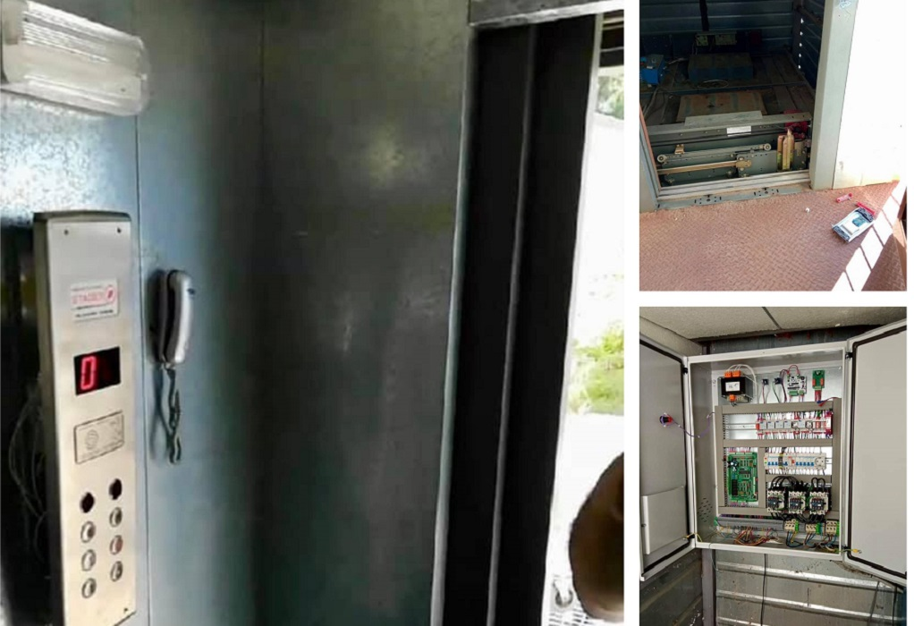 Κέντρο Κοινωνικής Πρόνοιας Κ.Μ: Ανελκυστήρας επιτέλους, μετά από 20 χρόνια, στο ΠαΑμεΑ Σιδηροκάστρου