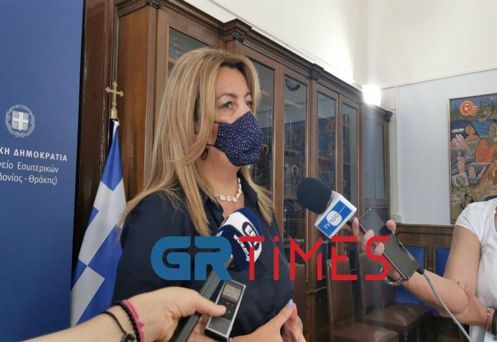 Μ. Αντωνίου: Θα φτάσουμε σε κάθε πολίτη που χρειάζεται το εμβόλιο (VIDEO)