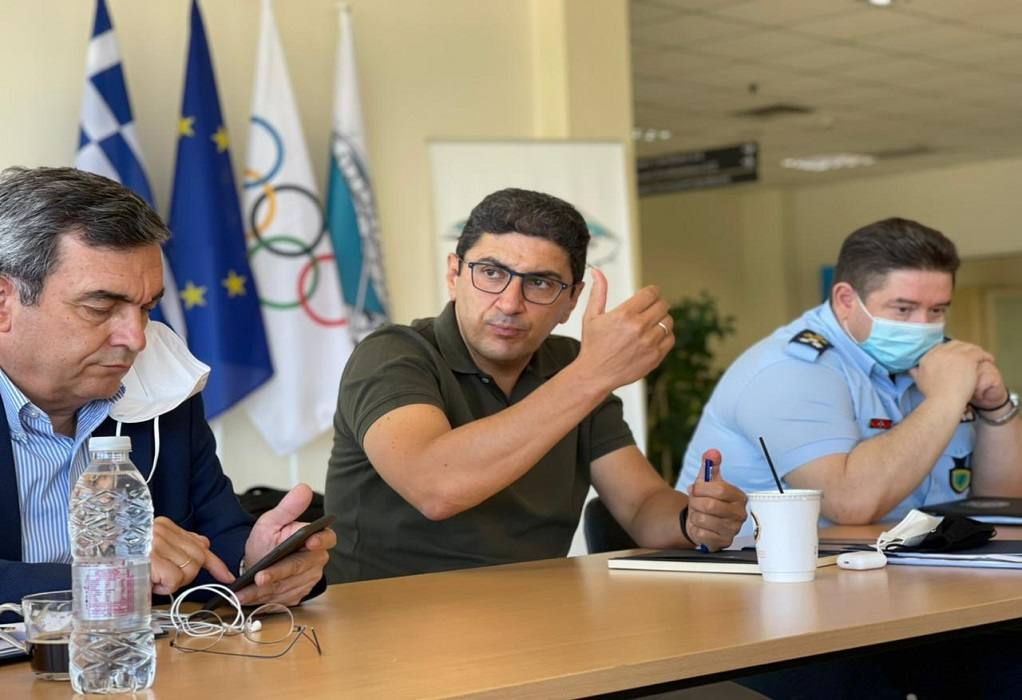 Αυγενάκης: Λαμβάνουμε κάθε μέτρο για την ασφαλέστατη διοργάνωση του Ράλλυ Ακρόπολις