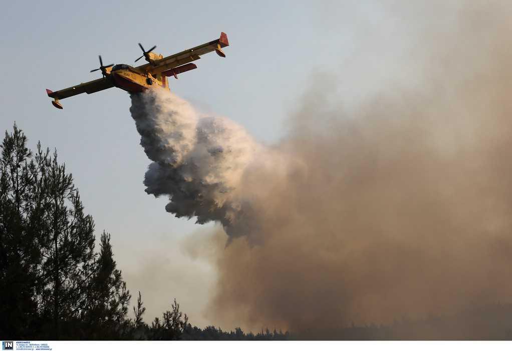 ΓΣΕΕ: Να προστατευτούν οι εργαζόμενοι στις πυρόπληκτες περιοχές