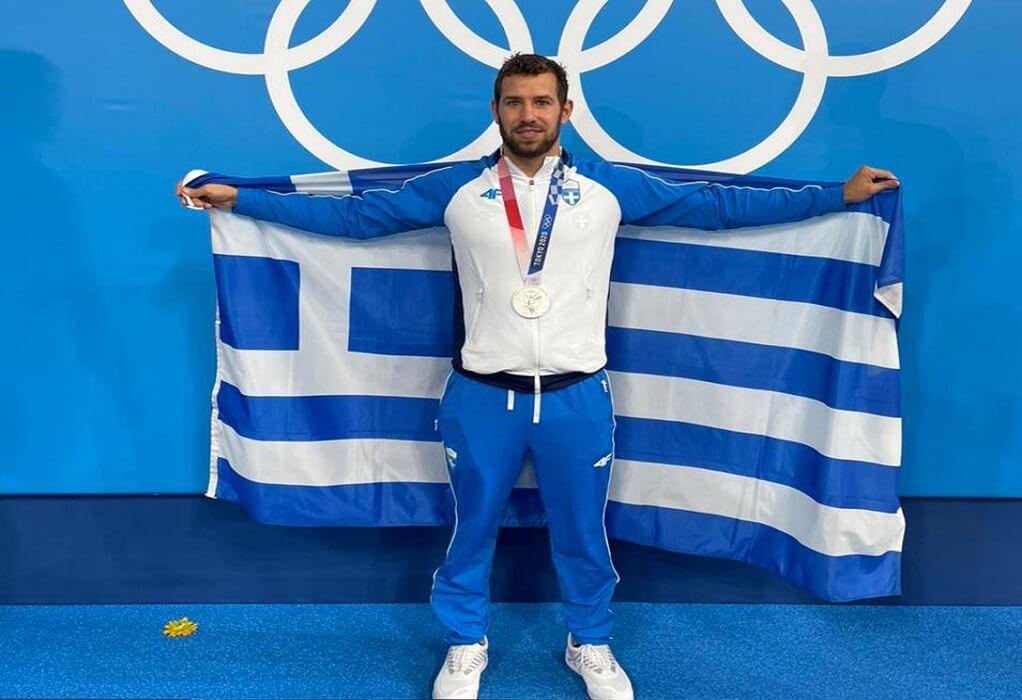 Ο δήμος Ωραιοκάστρου τιμάει τον Ολυμπιονίκη Άγγελο Βλαχόπουλο