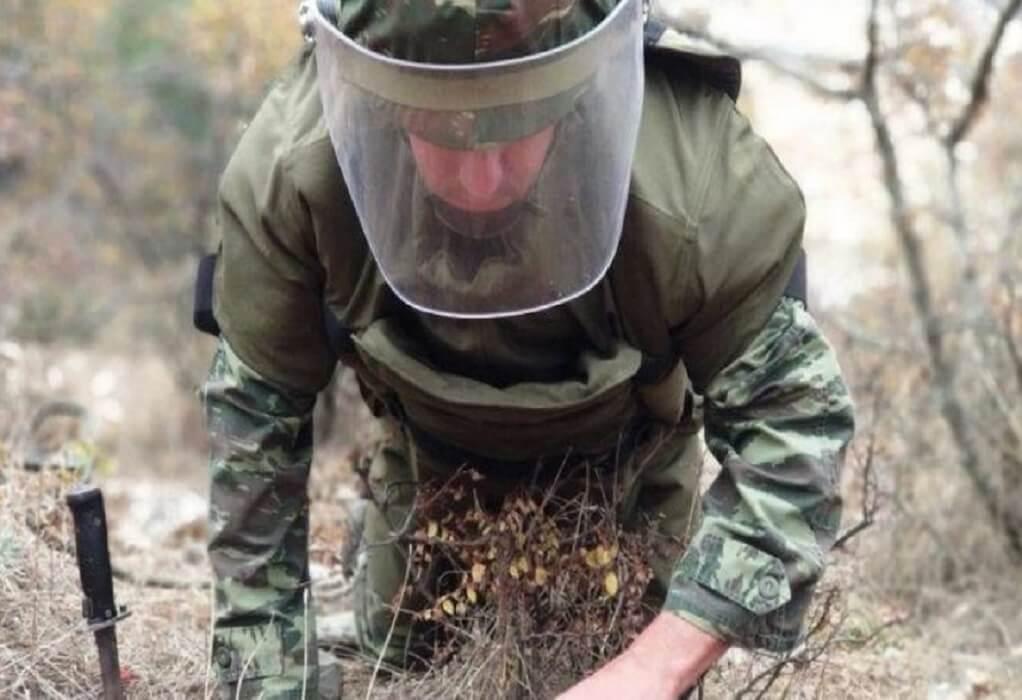 Θεσσαλονίκη: Βρέθηκαν στρατιωτικά βλήματα σε χωράφι στα Βασιλικά