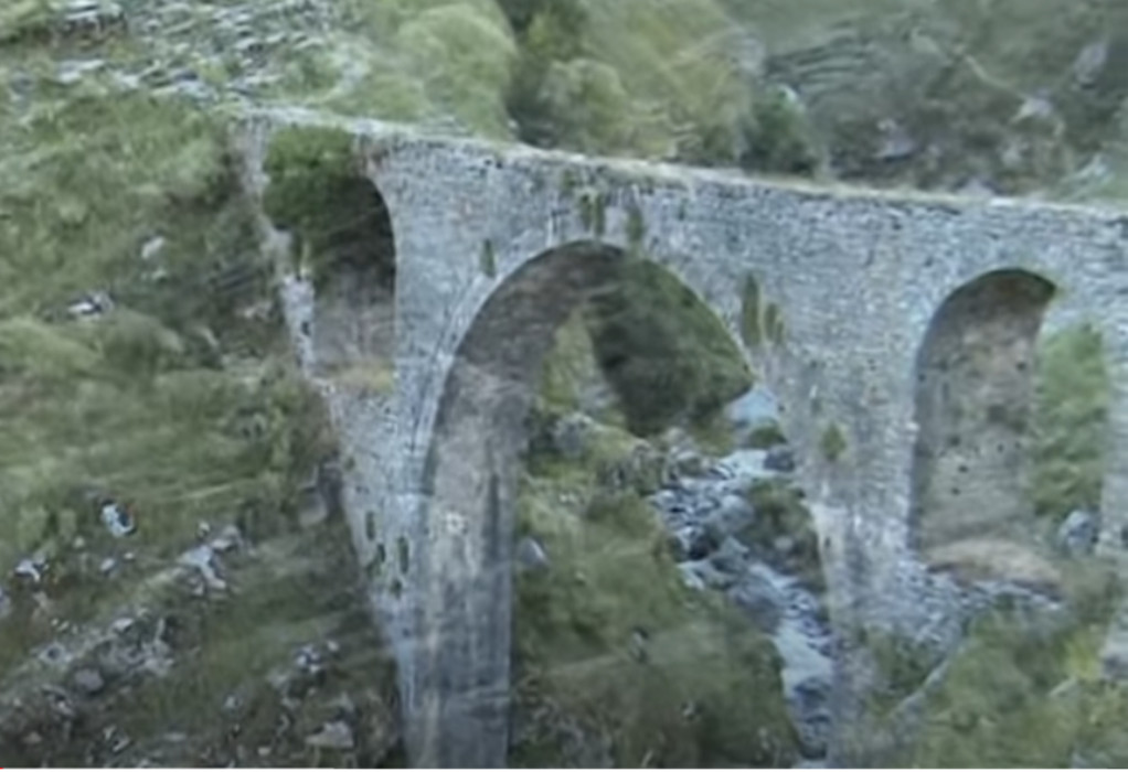 """Η Λίνα Μενδώνη στη Δυτ. Μακεδονία για το """"γεφύρι του πασά"""""""