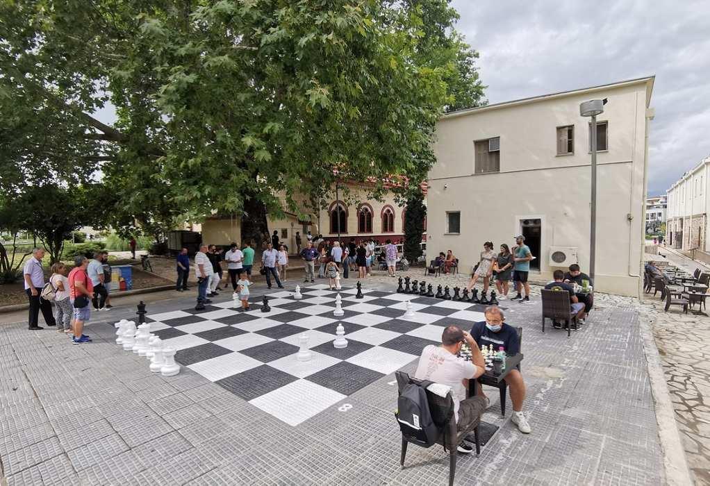 Το σκάκι «εγκαταστάθηκε» στα Τρίκαλα