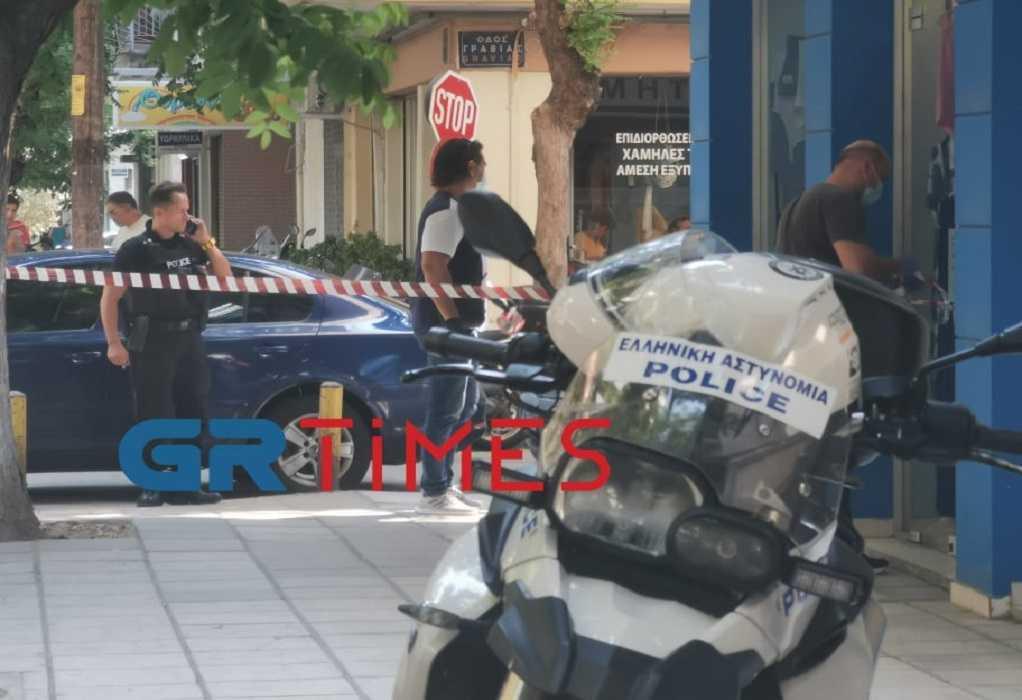 Άγριο έγκλημα στη Θεσσαλονίκη (ΦΩΤΟ – VIDEO)
