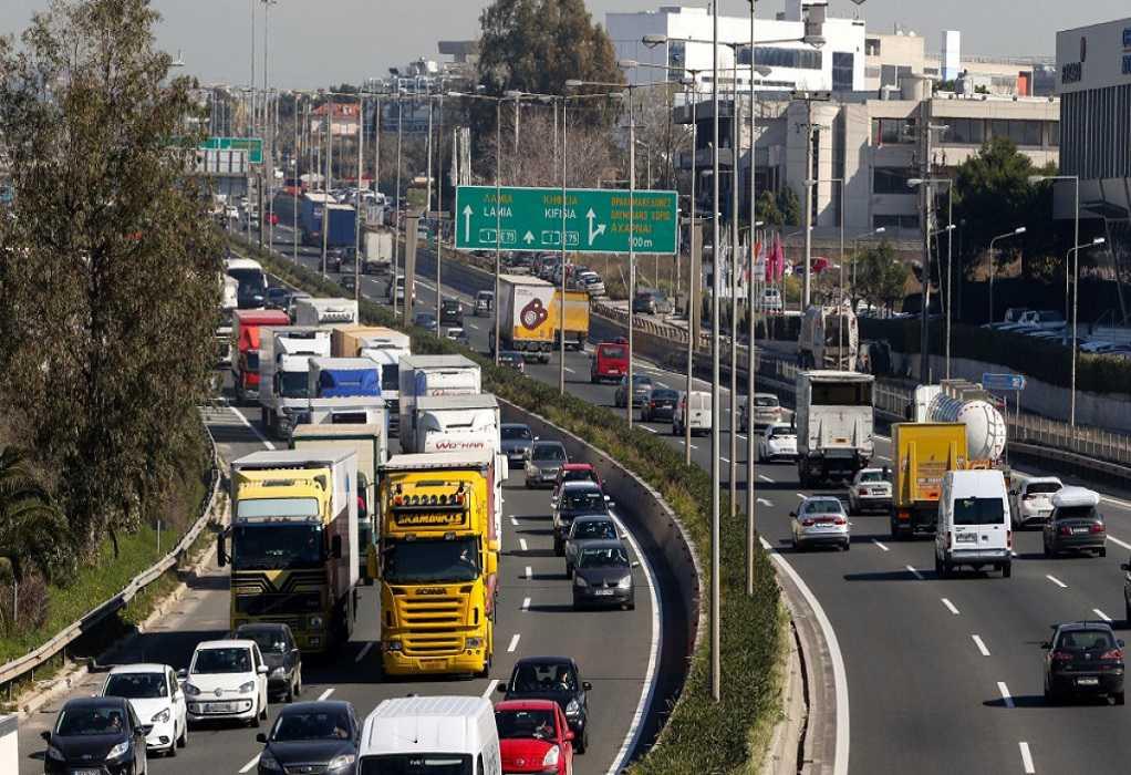 Άνοιξε η ράμπα εξόδου του Α/Κ Καλυφτάκη στο ρεύμα προς Αθήνα