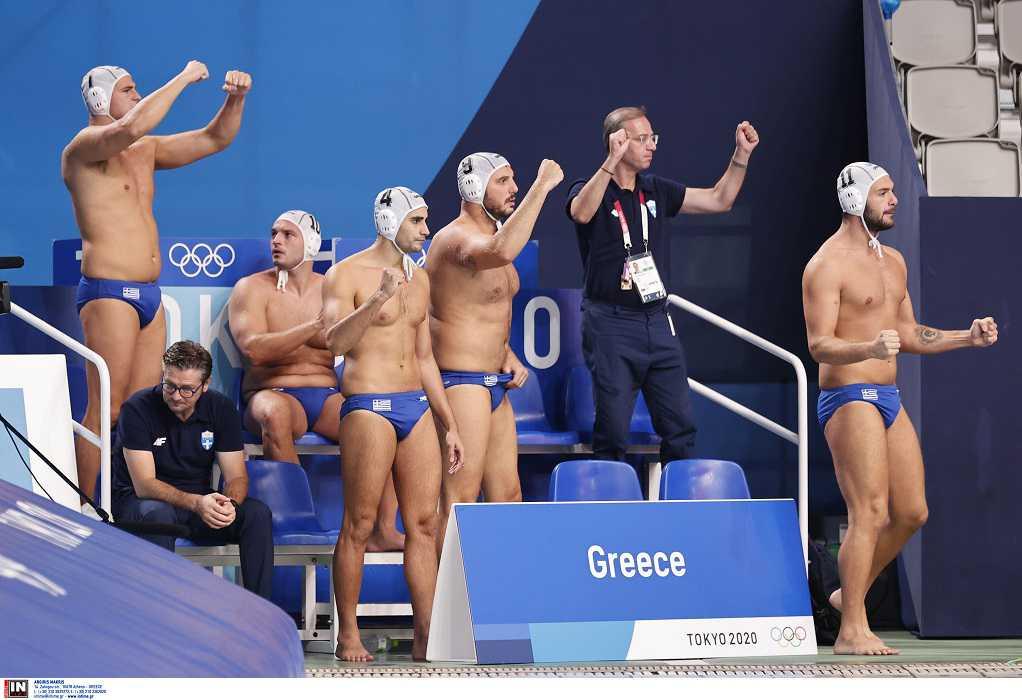 Ολυμπιακοί Αγώνες: Ασημένιο μετάλλιο για την Εθνική πόλο – Ηττήθηκε από την Σερβία με 13-10
