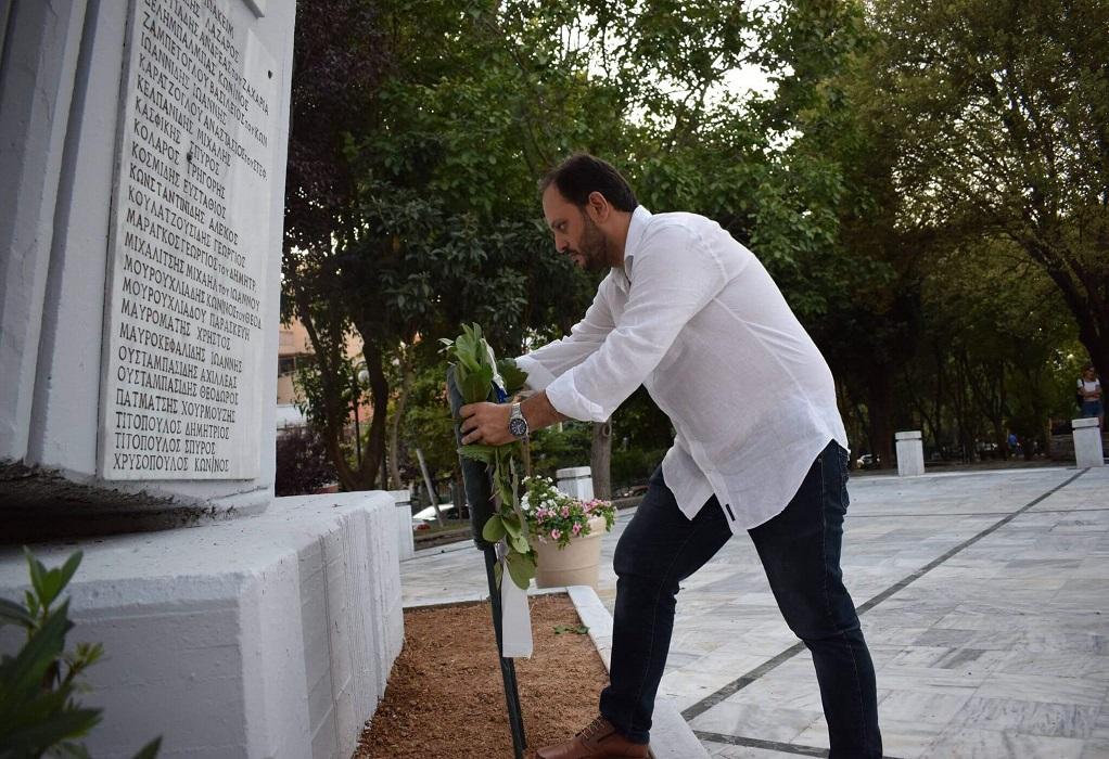 Δ. Καλαμαριάς: Ημέρα μνήμης για τους ήρωες-θύματα της 13ης Αυγούστου 1944