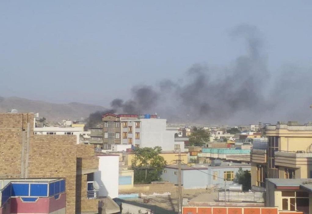 Νέα έκρηξη πιθανότατα από ρουκέτα στην Καμπούλ – Άγνωστο αν υπάρχουν θύματα
