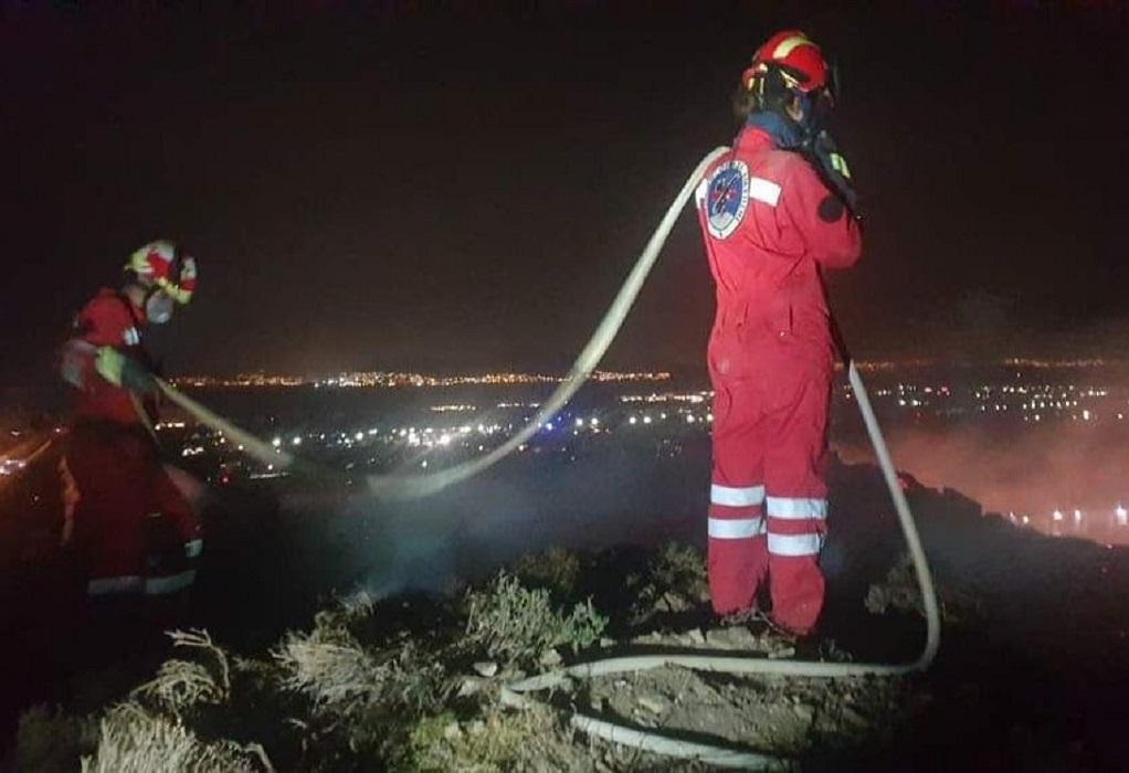 Χορηγία του Propeller Club Πειραιά για ατομικό εξοπλισμό δασοπυρόσβεσης στην Ελληνική Ομάδα Διάσωσης