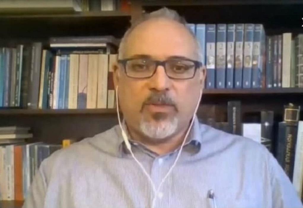 Νίκος Θωμαΐδης: Κορύφωση με 3.500 κρούσματα μέχρι τέλος Οκτωβρίου (VIDEO)