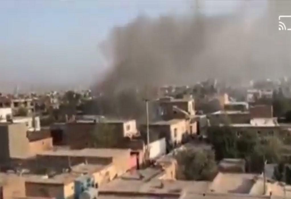Αφγανιστάν: Δύο εκρήξεις έπληξαν τη δυτική Καμπούλ