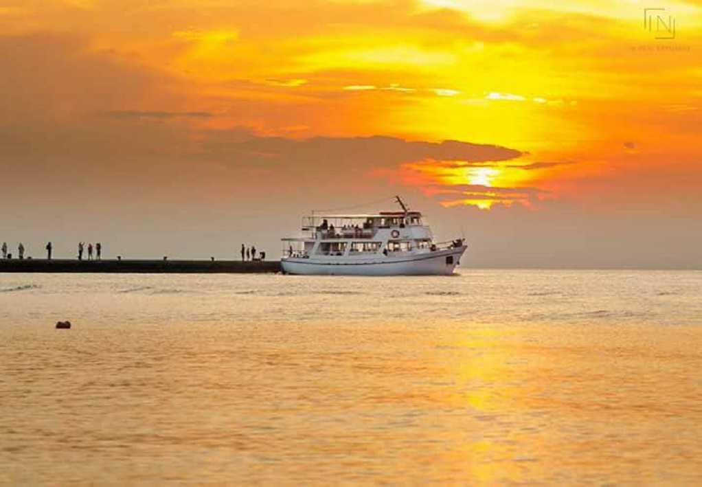 Θεσσαλονίκη: Για 8η συνεχή χρονιά στα νερά του Θερμαϊκού το καραβάκι «Άγιος Γεώργιος»