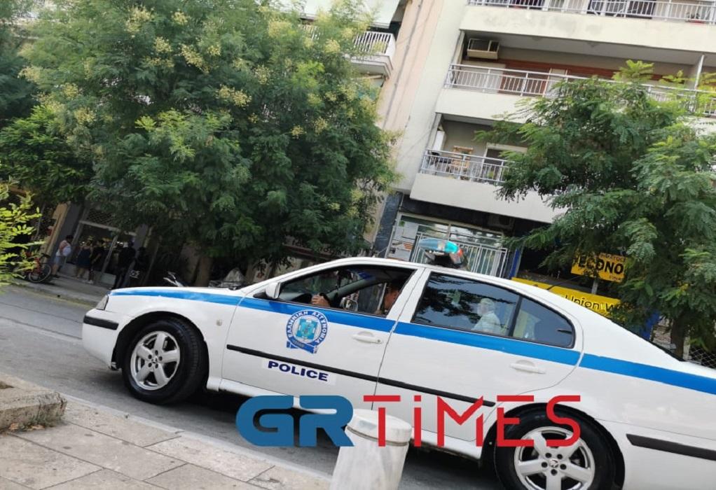 Θεσσαλονίκη: Έκλεψε πορτοφόλι και τον κυνήγησαν 15 άτομα (ΦΩΤΟ)