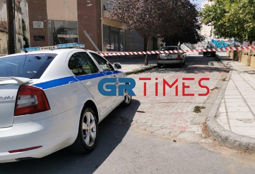Θεσσαλονίκη: Πυροβολισμός στο Κορδελιό – Ένας τραυματίας (ΦΩΤΟ-VIDEO)