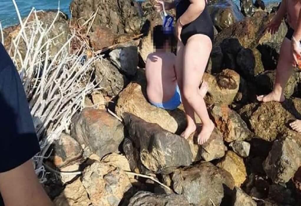 Κρήτη: Παλαίμαχος ποδοσφαιριστής συμμετείχε στην διάσωση παιδιού από την θάλασσα