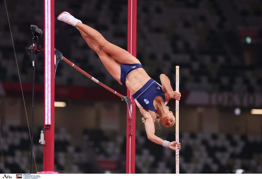 Ολυμπιακοί Αγώνες: Στον τελικό του επί κοντώ Στεφανίδη – Κυριακοπούλου