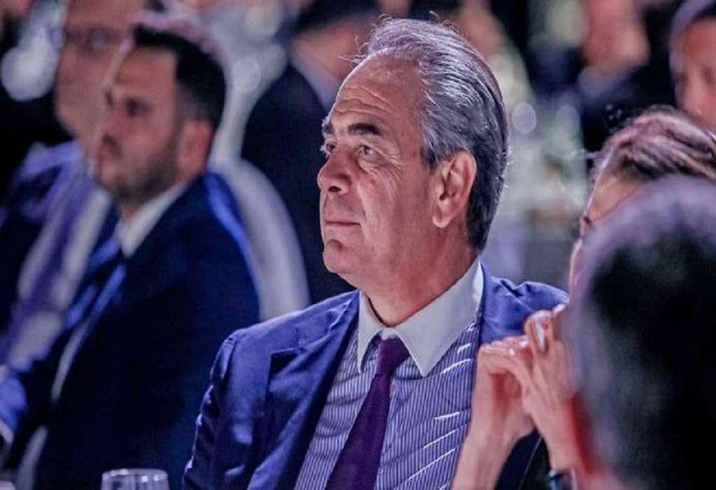 Ο ΣΕΒ για την απώλεια του Κωνσταντίνου Μίχαλου