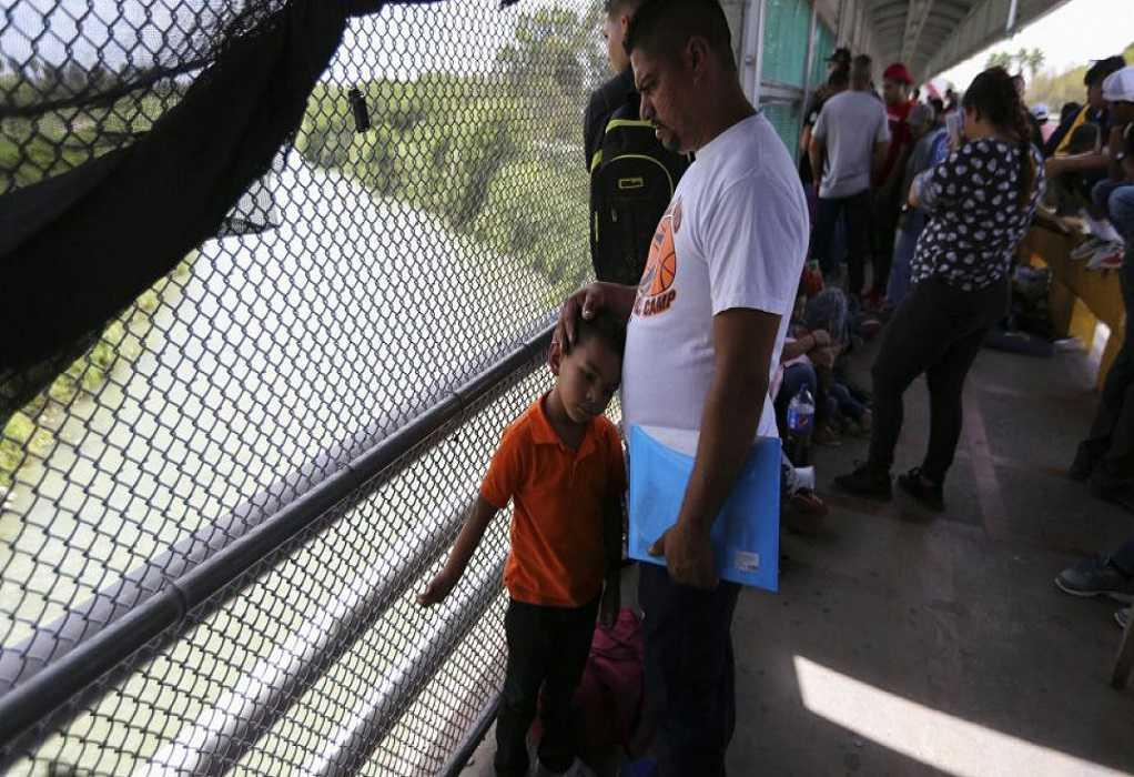 """Μεξικό-Μεταναστευτική Κρίση: Ο πρόεδρος του Μεξικό καλεί τις ΗΠΑ να """"δράσουν"""""""