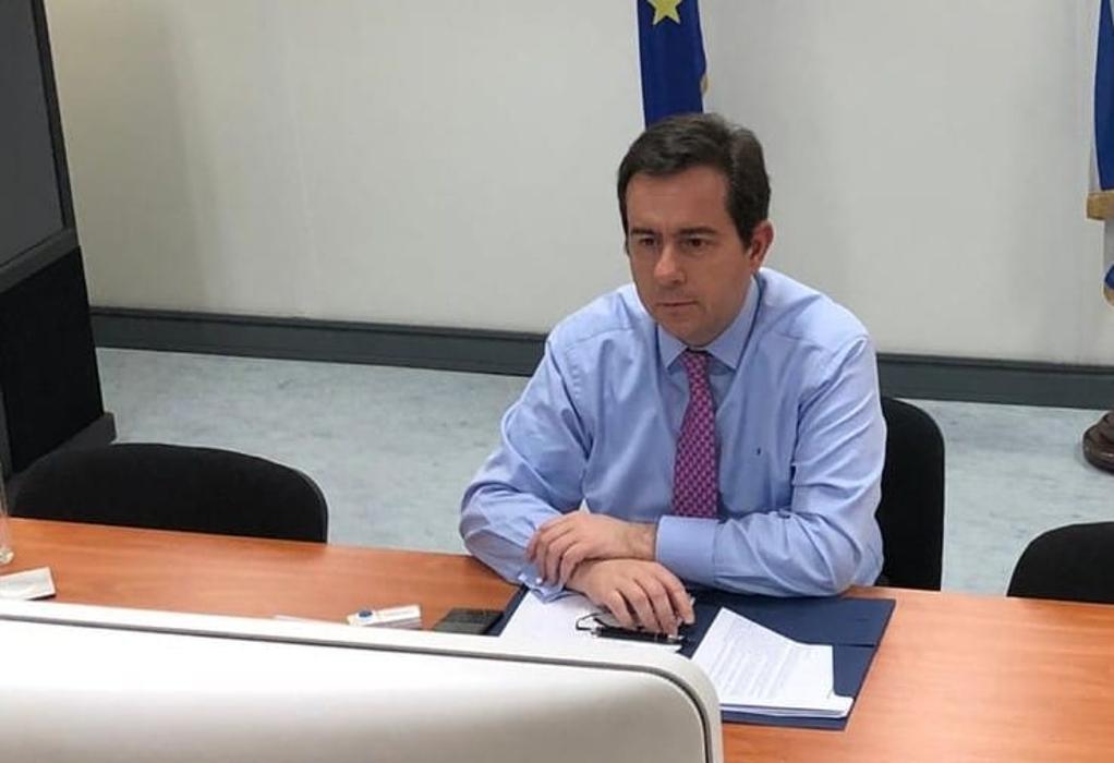 Μηταράκης: Δεν μπορούμε να επιτρέψουμε στους διακινητές να αποφασίζουν ποιος θα έρχεται σε εμάς