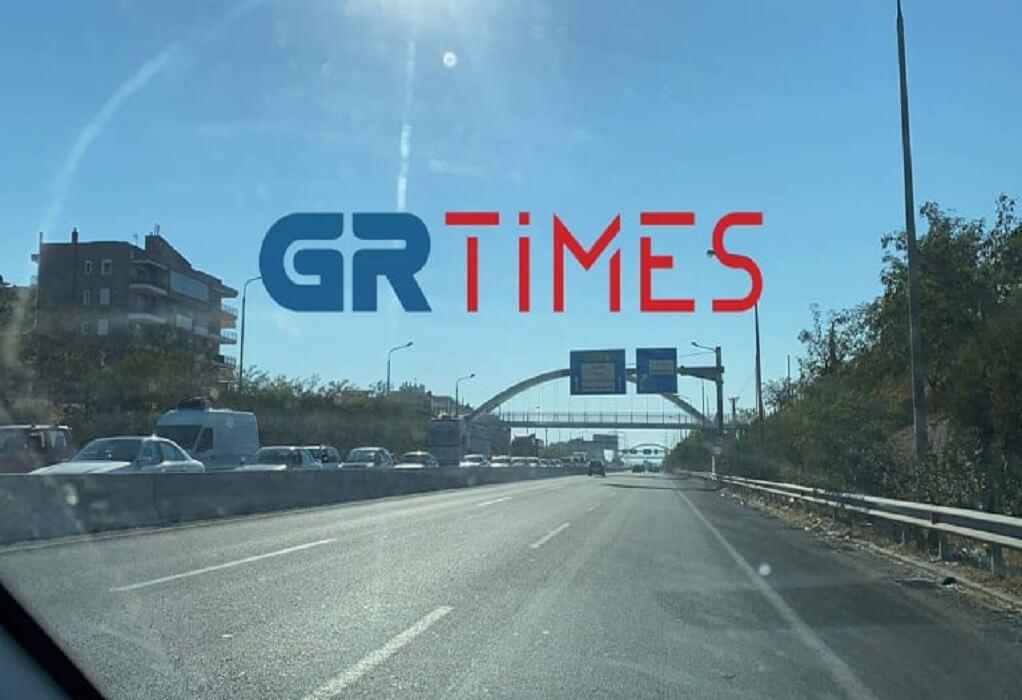"""Θεσσαλονίκη: """"Έμφραγμα"""" στην Περιφερειακή Οδό-Μποτιλιάρισμα χιλιομέτρων (ΦΩΤΟ-VIDEO)"""