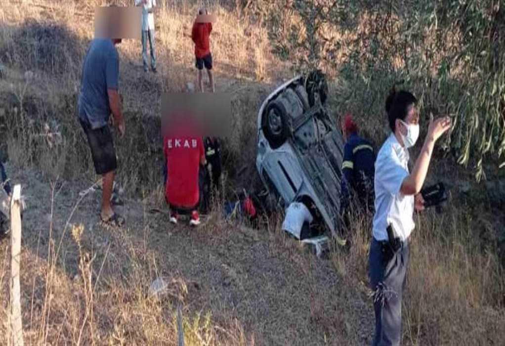 Αγρίνιο: Νεκρός σε τροχαίο στην Ποταμούλα