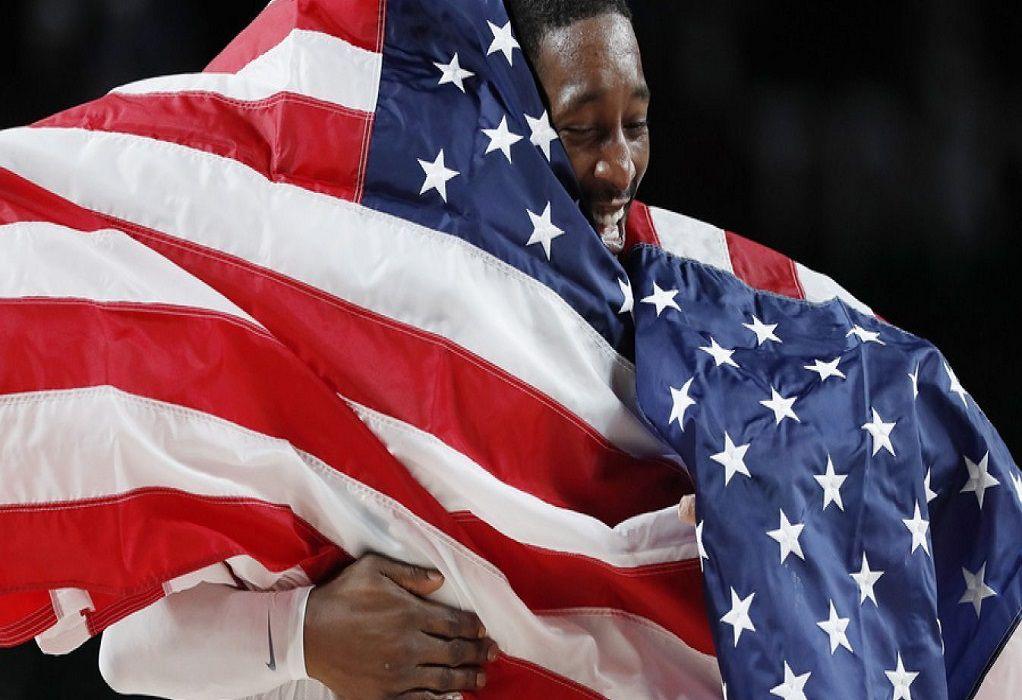 Ολυμπιακοί Αγώνες – Μπάσκετ: Χρυσό μετάλλιο οι ΗΠΑ