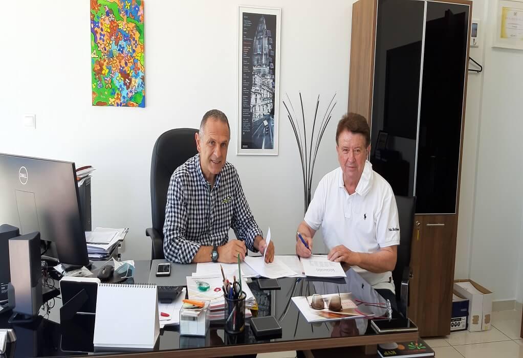 Υπογράφηκε η σύμβαση του ΟΣΕΘ για έξι λεωφορειακές γραμμές στην ΚΤΕΛ Θεσσαλονίκης