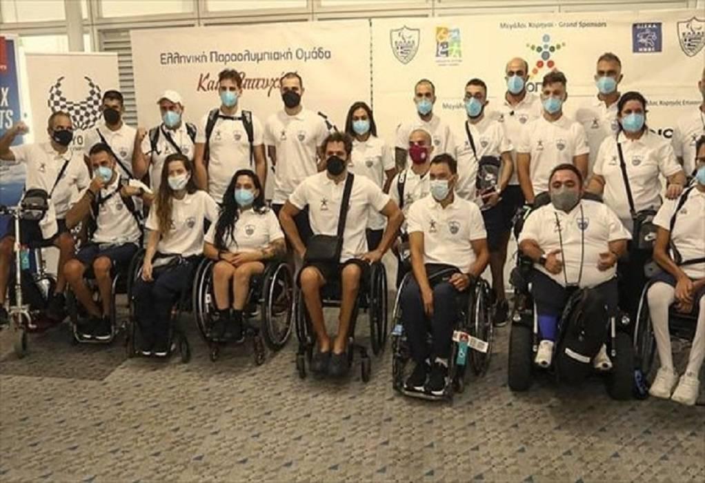 Παραολυμπιακοί Αγώνες-Τόκιο: Σήμερα στις 14.00 η Τελετή Έναρξης