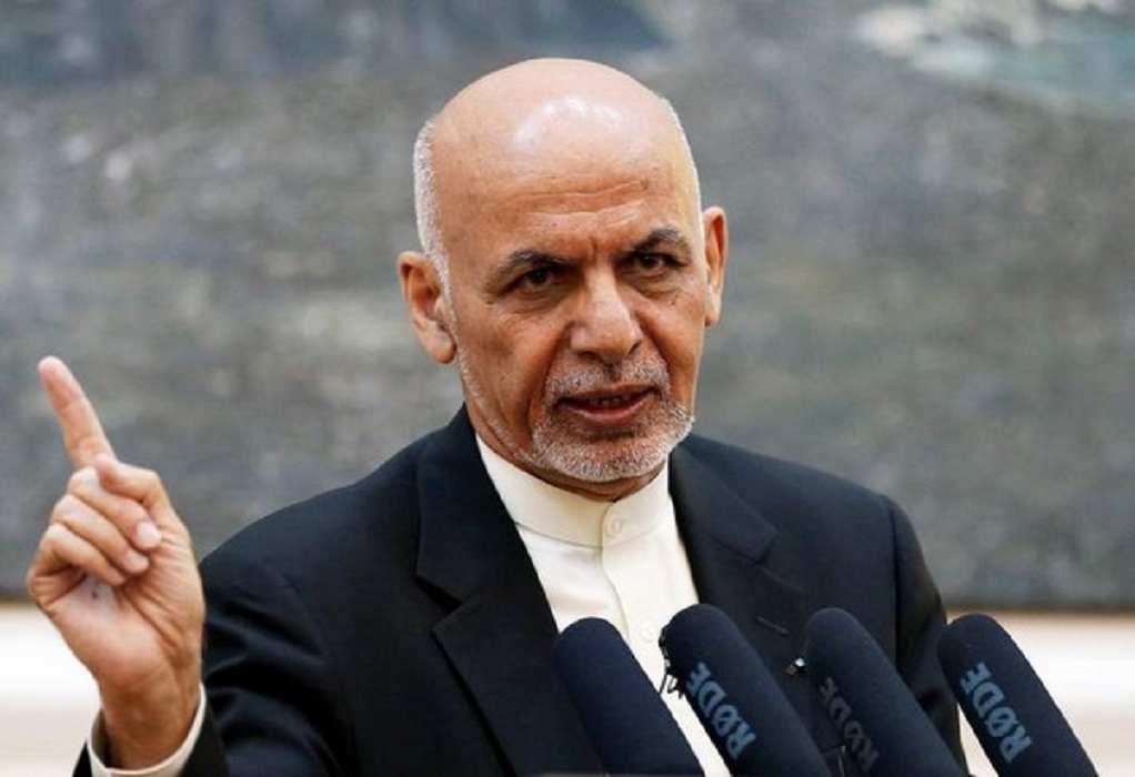 ΗΑΕ: Ο πρόεδρος του Αφγανιστάν Γάνι βρίσκεται στα Ηνωμένα Αραβικά Εμιράτα