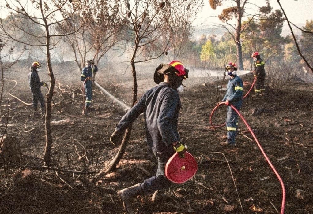Πυροσβέστες: Εμείς κάναμε το καθήκον μας, να κάνετε και εσείς το δικό σας