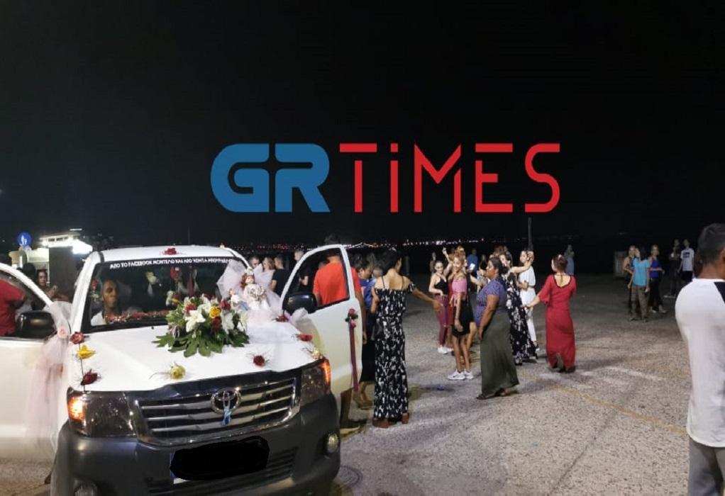 Θεσσαλονίκη: Ξεσήκωσαν με χορούς και τραγούδια τη Νέα Παραλία (ΦΩΤΟ-VIDEO)