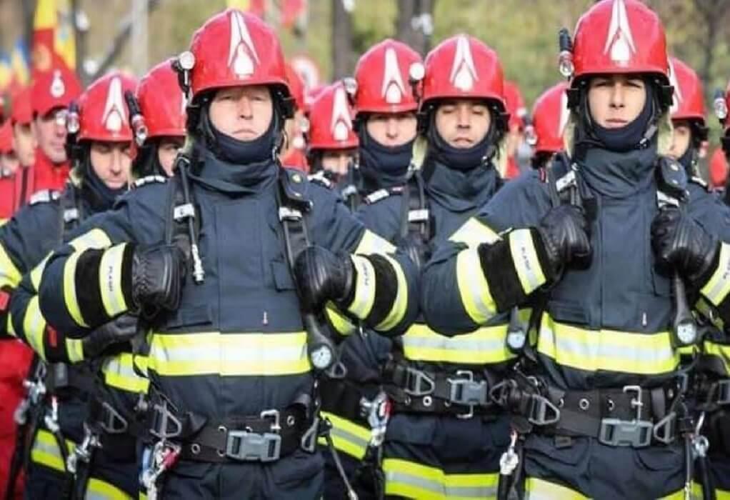 Ρουμάνοι Πυροσβέστες: Απίστευτη οργάνωση -Τι έκαναν τα πρώτα 24ωρα στην Ελλάδα - GRTimes.gr