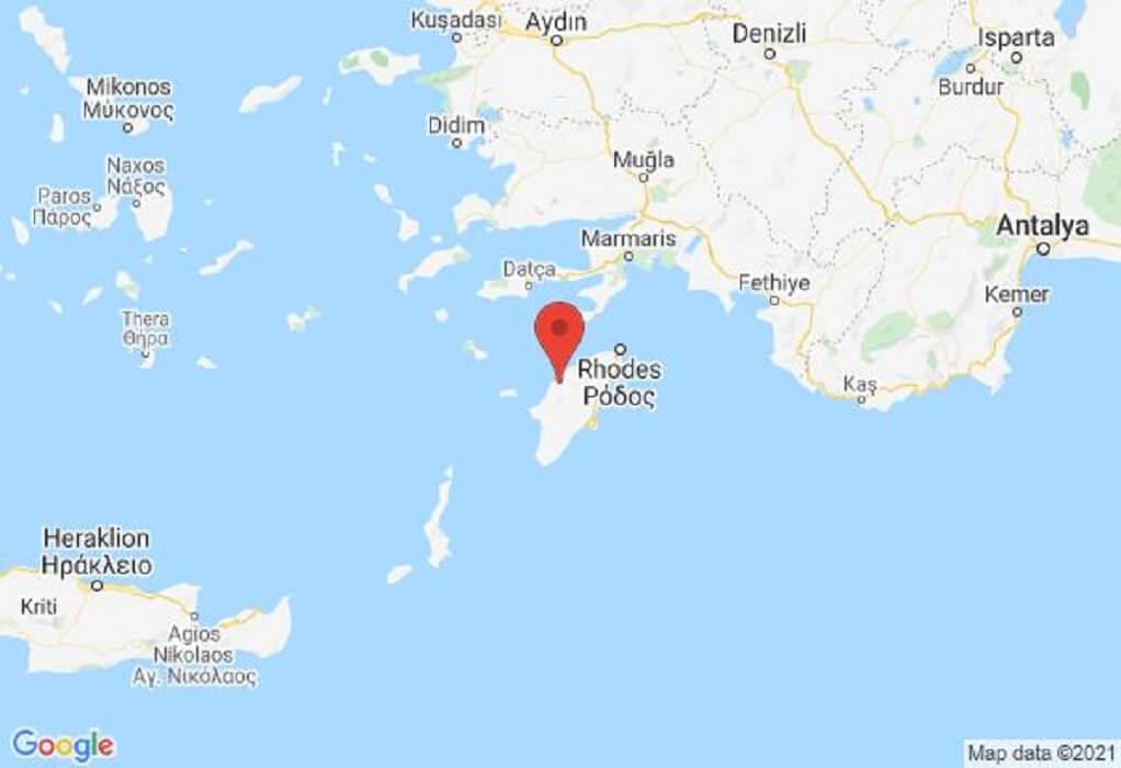 ΤΩΡΑ: Ισχυρή σεισμική δόνηση ταρακούνησε τα Δωδεκάνησα