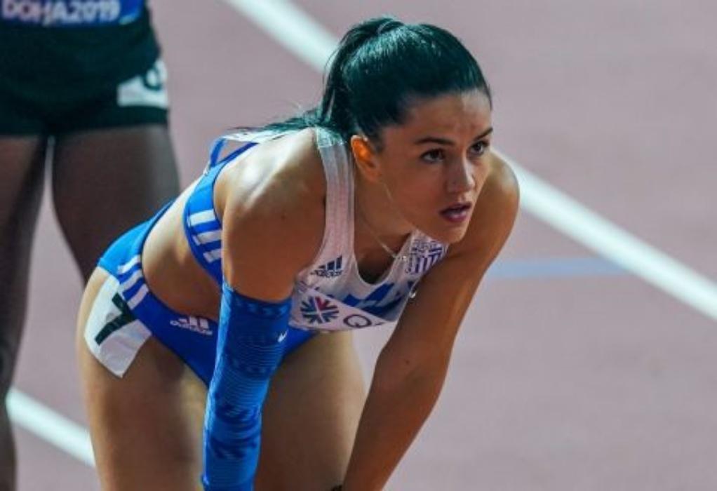 Ολυμπιακοί Αγώνες: Στα ημιτελικά των 200μ. τελικά η Σπανουδάκη – Είχε αποκλειστεί αρχικά