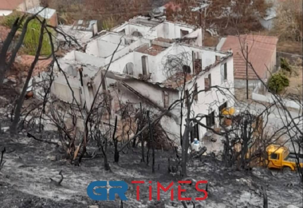 Πυρόπληκτος από την Β. Εύβοια: Μέχρι και το Μάτι έστειλε βοήθεια, να δούμε το κράτος…